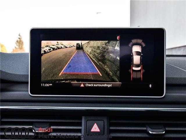 2017 Audi A4 2.0T Progressiv (Stk: 89577) in Nepean - Image 20 of 26