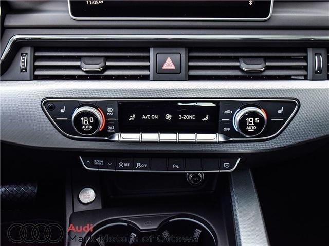 2017 Audi A4 2.0T Progressiv (Stk: 89577) in Nepean - Image 26 of 26