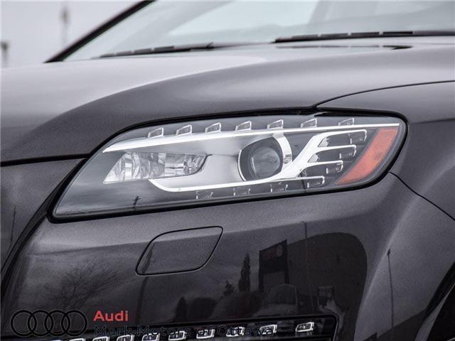 2014 Audi Q7 3.0T Progressiv (Stk: 90335C) in Nepean - Image 2 of 26