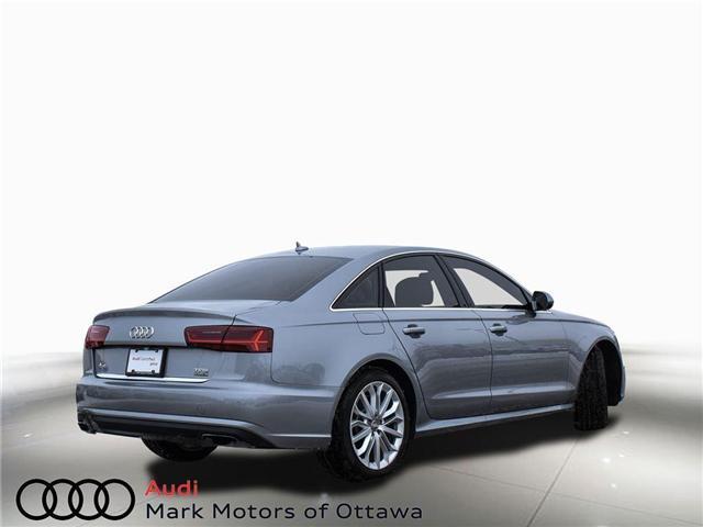 2016 Audi A6 2.0T Technik (Stk: PM214) in Nepean - Image 5 of 30