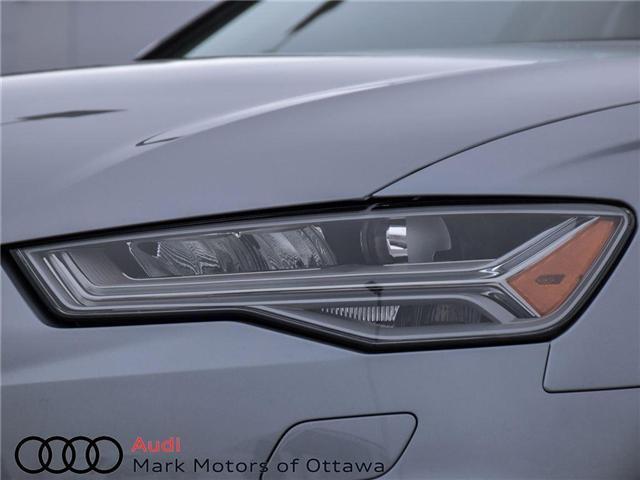 2016 Audi A6 2.0T Technik (Stk: PM214) in Nepean - Image 7 of 30