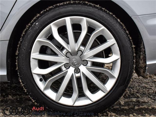 2016 Audi A6 2.0T Technik (Stk: PM214) in Nepean - Image 9 of 30