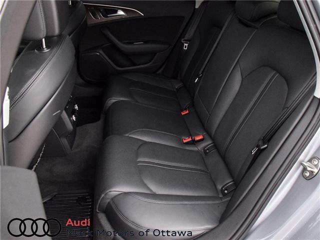 2016 Audi A6 2.0T Technik (Stk: PM214) in Nepean - Image 18 of 30