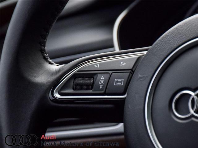 2016 Audi A6 2.0T Technik (Stk: PM214) in Nepean - Image 23 of 30