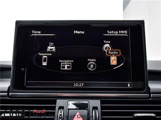 2016 Audi A6 2.0T Technik (Stk: PM214) in Nepean - Image 25 of 30