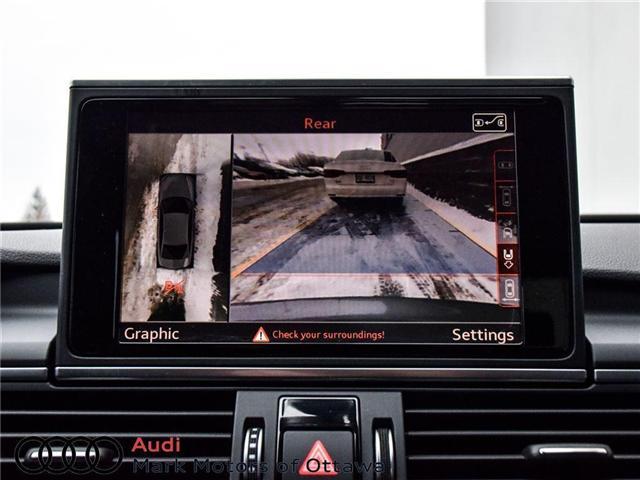 2016 Audi A6 2.0T Technik (Stk: PM214) in Nepean - Image 29 of 30