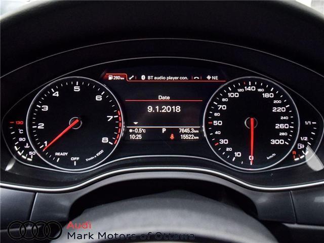 2016 Audi A6 2.0T Technik (Stk: PM214) in Nepean - Image 30 of 30