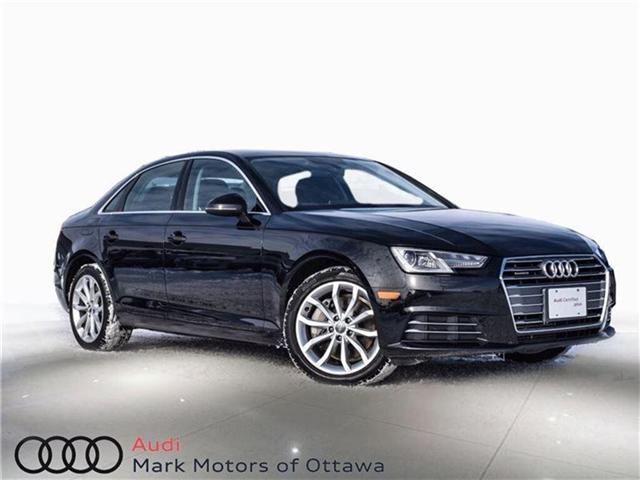 2017 Audi A4 2.0T Progressiv (Stk: 89812) in Nepean - Image 2 of 30