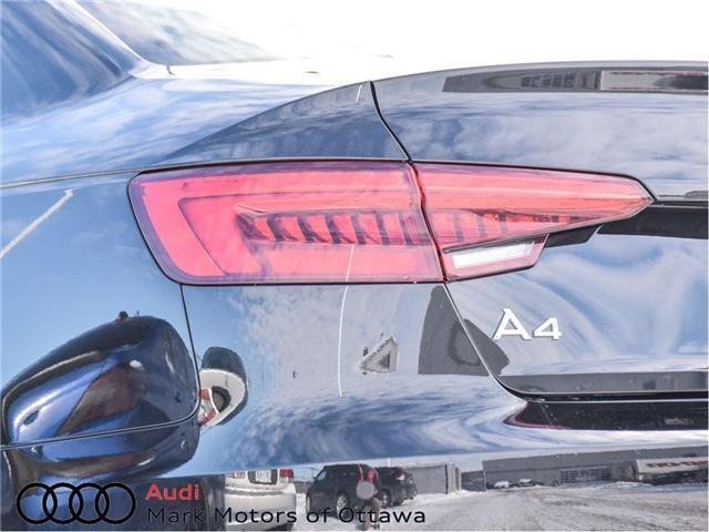 2017 Audi A4 2.0T Progressiv (Stk: 89812) in Nepean - Image 7 of 30