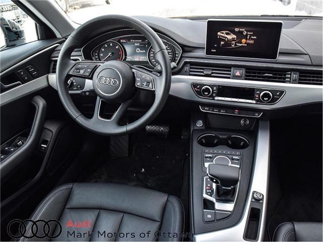 2017 Audi A4 2.0T Progressiv (Stk: 89812) in Nepean - Image 13 of 30
