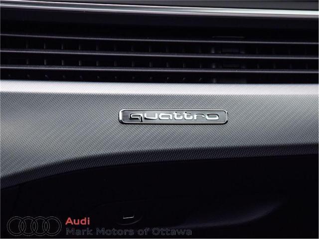 2017 Audi A4 2.0T Progressiv (Stk: 89812) in Nepean - Image 25 of 30