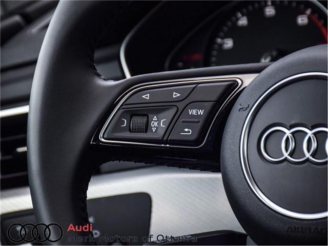 2017 Audi A4 2.0T Progressiv (Stk: 89812) in Nepean - Image 26 of 30