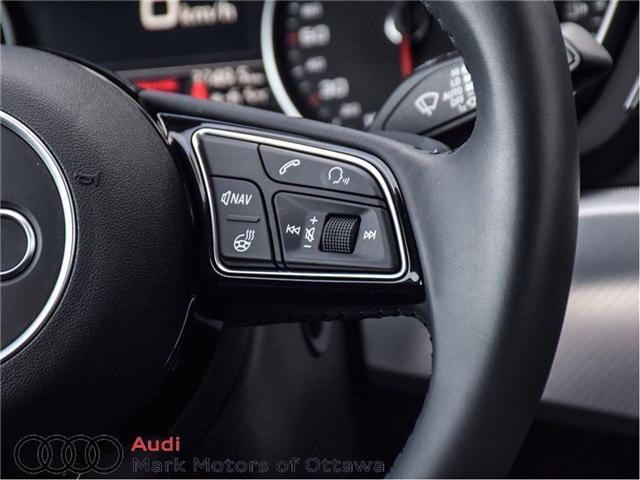 2017 Audi A4 2.0T Progressiv (Stk: 89812) in Nepean - Image 27 of 30