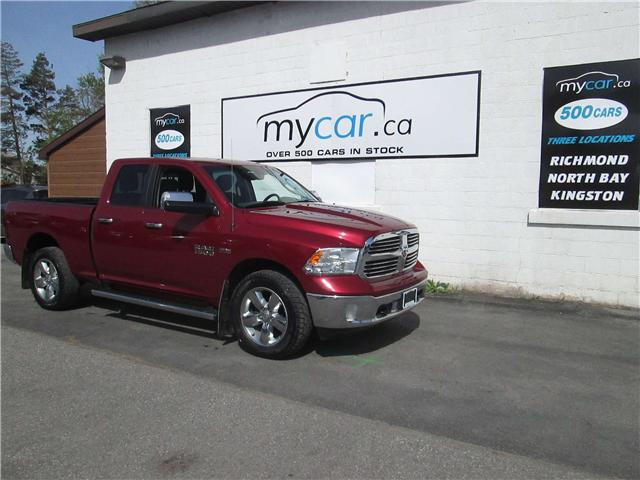 2014 RAM 1500 Big Horn SLT (Stk: 180564) in Richmond - Image 2 of 13