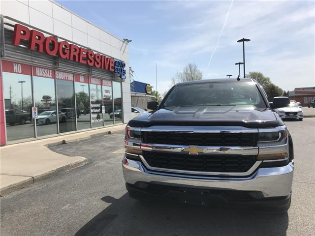2017 Chevrolet Silverado 1500 LS (Stk: HZ277956) in Sarnia - Image 2 of 12