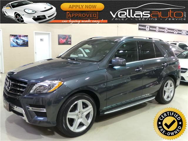 2015 Mercedes-Benz M-Class  (Stk: NP9350) in Vaughan - Image 1 of 30