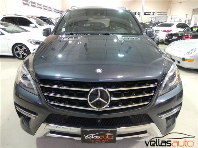 2015 Mercedes-Benz M-Class  (Stk: NP9350) in Vaughan - Image 2 of 30