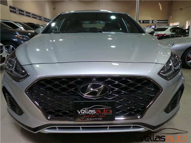 2018 Hyundai Sonata  (Stk: NP8665) in Vaughan - Image 2 of 29