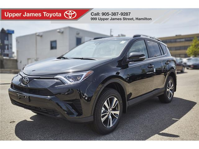 2018 Toyota RAV4 LE (Stk: 180294) in Hamilton - Image 1 of 16