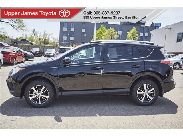 2018 Toyota RAV4 LE (Stk: 180294) in Hamilton - Image 2 of 16