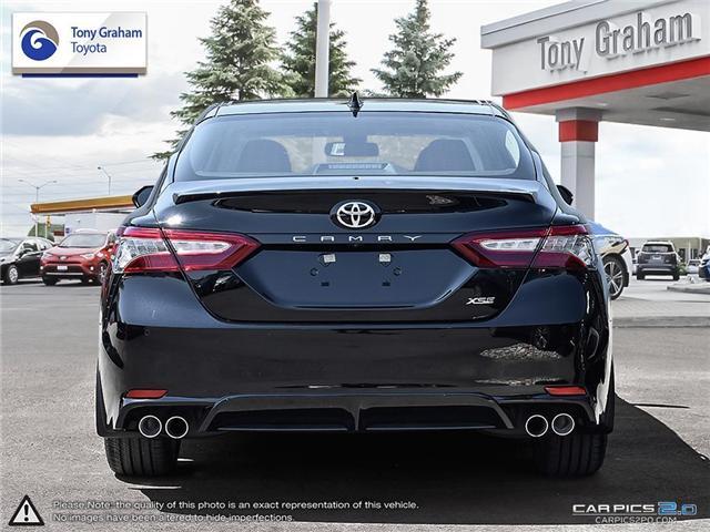 2018 Toyota Camry XSE (Stk: 56675) in Ottawa - Image 4 of 28