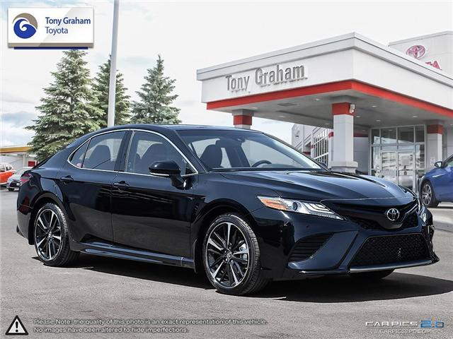 2018 Toyota Camry XSE (Stk: 56675) in Ottawa - Image 7 of 28