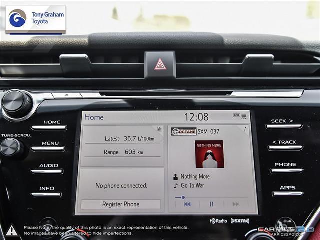 2018 Toyota Camry XSE (Stk: 56675) in Ottawa - Image 16 of 28
