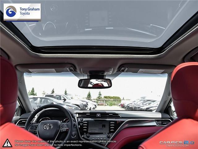 2018 Toyota Camry XSE (Stk: 56675) in Ottawa - Image 25 of 28