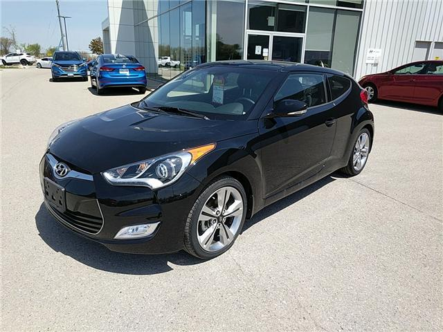 2016 Hyundai Veloster Tech (Stk: 60029) in Goderich - Image 1 of 10