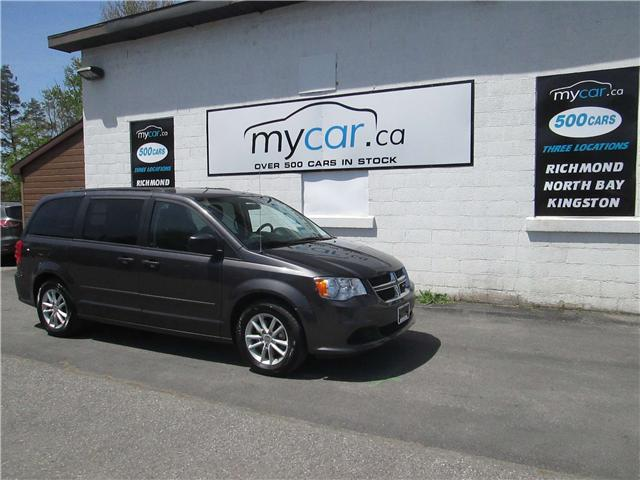 2015 Dodge Grand Caravan SE/SXT (Stk: 180655) in Richmond - Image 2 of 13