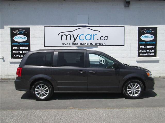 2015 Dodge Grand Caravan SE/SXT (Stk: 180655) in Richmond - Image 1 of 13