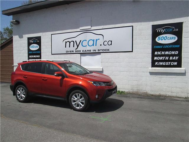 2015 Toyota RAV4 Limited (Stk: 180519) in Kingston - Image 2 of 14