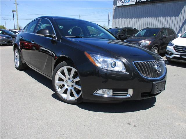 2013 Buick Regal Turbo (Stk: 180597) in Kingston - Image 1 of 13