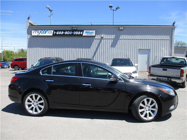 2013 Buick Regal Turbo (Stk: 180597) in Kingston - Image 2 of 13