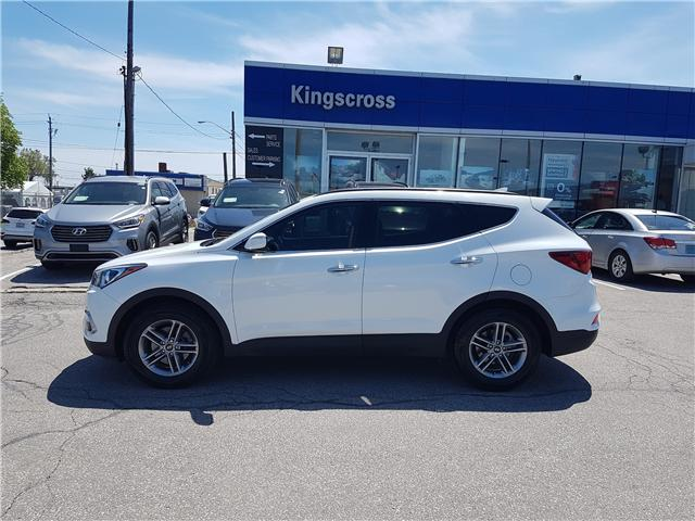 2017 Hyundai Santa Fe Sport 2.4 Premium (Stk: 11458PA) in Scarborough - Image 1 of 12