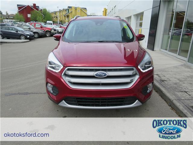 2017 Ford Escape Titanium (Stk: B83072) in Okotoks - Image 2 of 23