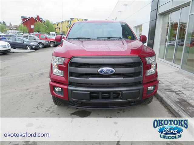 2015 Ford F-150 Lariat (Stk: J-1328A) in Okotoks - Image 2 of 21