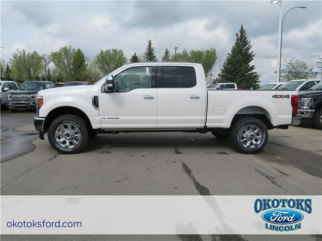 2018 Ford F-350 Lariat (Stk: JK-334) in Okotoks - Image 2 of 5