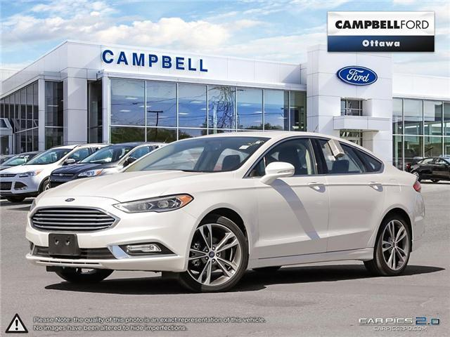 2017 Ford Fusion Titanium WOW CHECK THIS OUT----BEST BUY (Stk: 940740) in Ottawa - Image 1 of 27