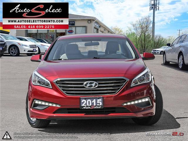 2015 Hyundai Sonata  (Stk: 1HNTA97) in Scarborough - Image 2 of 28