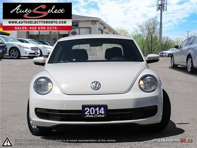 2014 Volkswagen The Beetle  (Stk: 14VTLW16) in Scarborough - Image 2 of 28