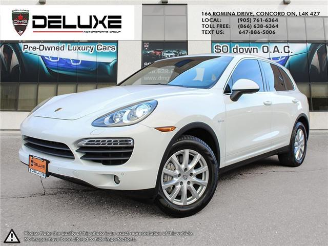 2012 Porsche Cayenne Hybrid S (Stk: D0395) in Concord - Image 1 of 23