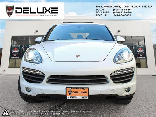 2012 Porsche Cayenne Hybrid S (Stk: D0395) in Concord - Image 2 of 23