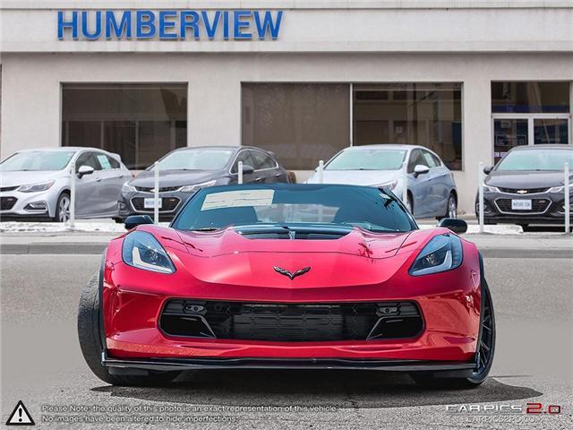 2019 Chevrolet Corvette Z06 (Stk: 901001) in Toronto - Image 2 of 27