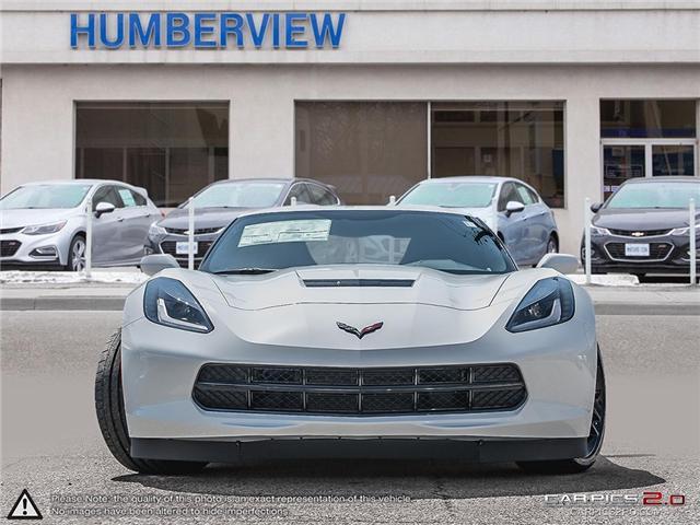 2019 Chevrolet Corvette Stingray (Stk: 901002) in Toronto - Image 2 of 26