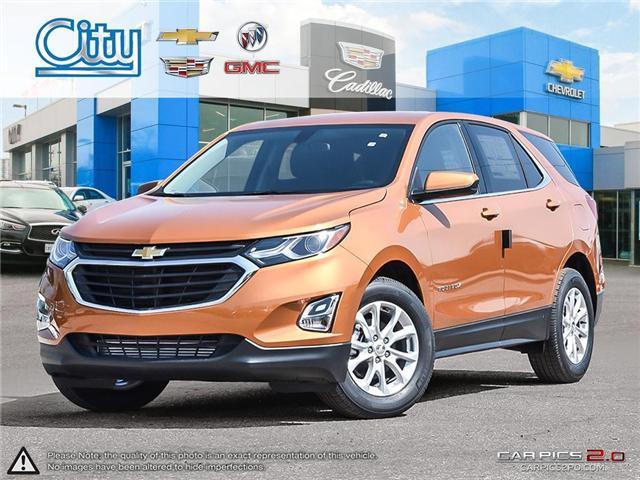 2018 Chevrolet Equinox LT (Stk: 2821762) in Toronto - Image 1 of 27