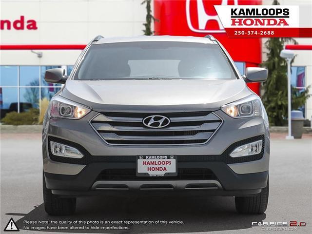 2015 Hyundai Santa Fe Sport 2.0T SE (Stk: 13946A) in Kamloops - Image 2 of 25