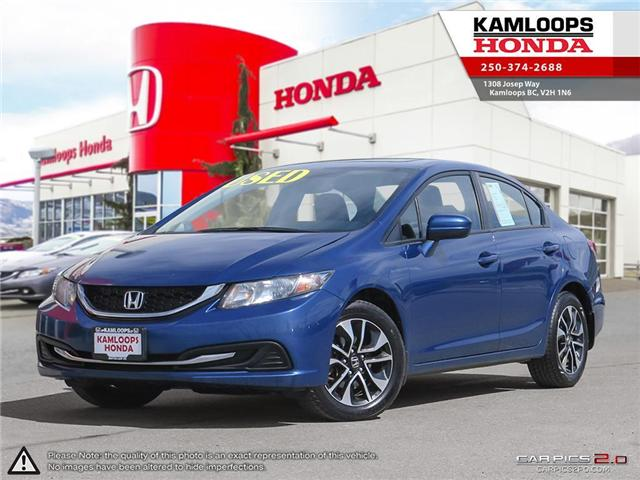 2014 Honda Civic EX (Stk: 13740A) in Kamloops - Image 1 of 25