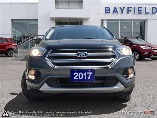 2017 Ford Escape SE (Stk: ET18344A) in Barrie - Image 2 of 24