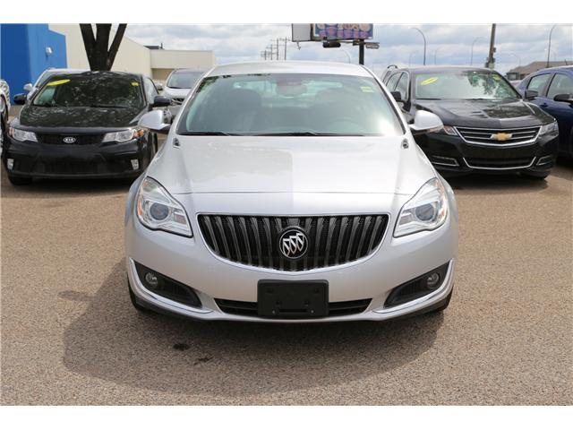 2017 Buick Regal Sport Touring (Stk: 164210) in Medicine Hat - Image 2 of 23